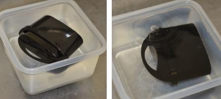 専用浄水フィルターを取り付ける