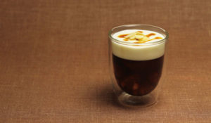 アイスウィンナーコーヒー