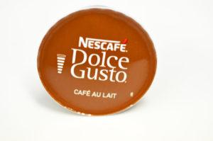 ドルチェグストカフェオレ