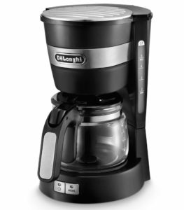 ドリップ式のコーヒーメーカー