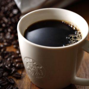 スタバドリップコーヒー