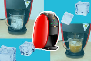 「ネスカフェバリスタ」アイスコーヒーの淹れ方!専用ボタンもついに追加!