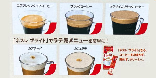 バリスタマグで見るコーヒーの量