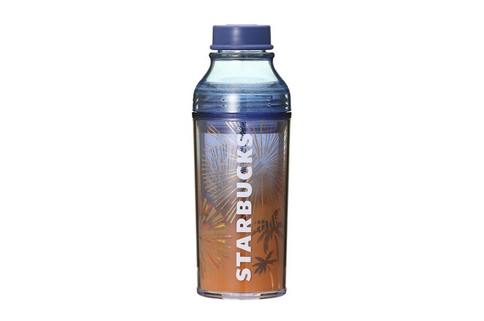 スタバのダブルウォールサニーボトル
