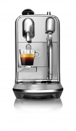 ネスプレッソの新モデルコーヒーメーカー「Creatista Plus(クレアティスタ・プラス)」