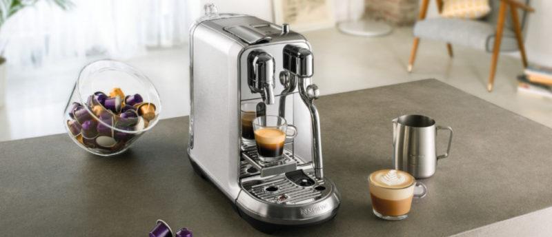 【2018年11月21日発売】ラテアートもできる!ネスプレッソのコーヒーメーカー「Creatista Plus(クレアティスタ・プラス)」登場