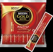 ネスカフェ ゴールドブレンド カフェインレススティック 2g×50