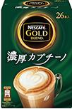 ネスカフェ ゴールドブレンド 濃厚カプチーノ