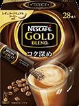 ネスカフェ ゴールドブレンド コク深め スティックコーヒー