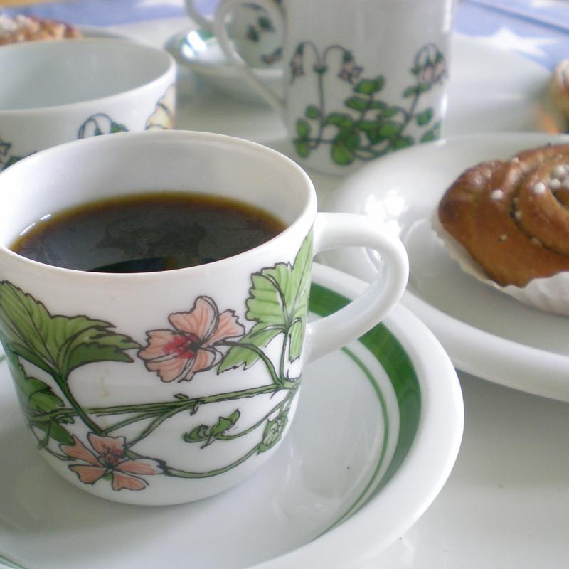フィーカのコーヒー