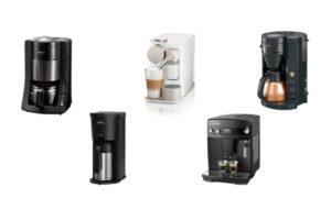 【2019最新】コーヒーメーカー人気ランキング!選ばれる理由とポイントも合わせてご紹介します