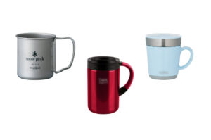 保温性の高いマグカップ、その特徴やおすすめ商品は?蓋付きのものも便利!