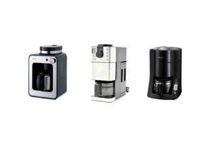 【2019最新】全自動コーヒーメーカーのおすすめ品ベスト3!