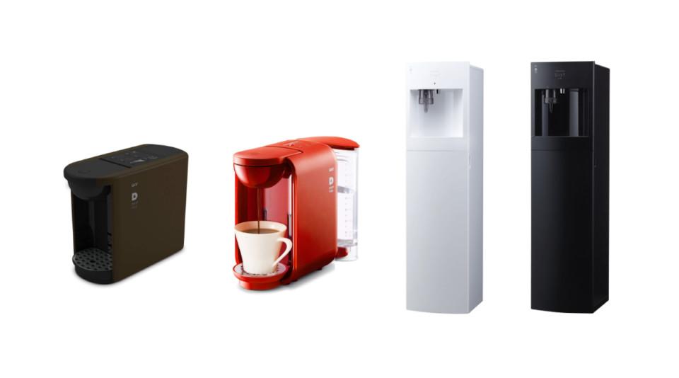 ドリップポッドの使えるコーヒーメーカー