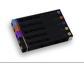 ネスプレッソの夏季限定アイスレシピセット