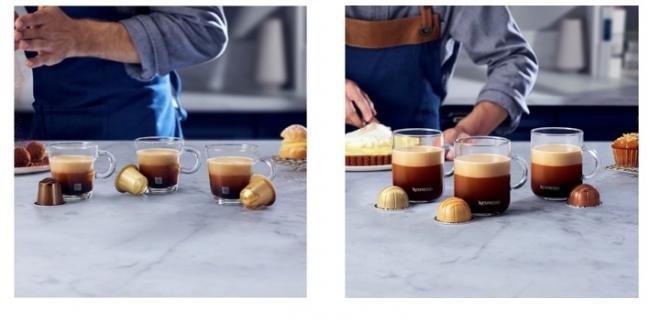 ネスプレッソ新カプセル「バリスタ ・クリエーションズ」シリーズのフレーバーカプセルコーヒー