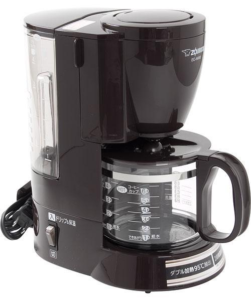 高温抽出コーヒーメーカー(ECAK60 TD)