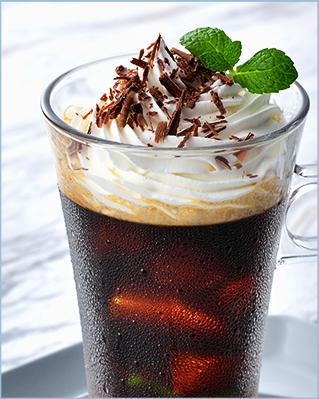 チョコミントコーヒー