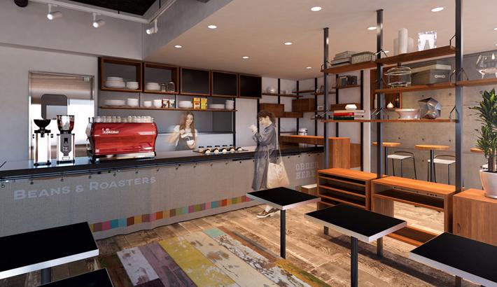 UCCのラテ専門店「LATTE BEANS & ROASTERS 」店舗情報・詳しいメニュー価格など