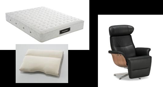 ネスカフェ睡眠カフェの常設設備