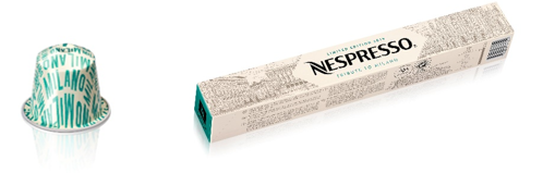 ネスプレッソ秋の数量限定カプセル「ミラノ」