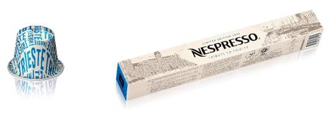 ネスプレッソ秋の数量限定カプセル「トリエステ」