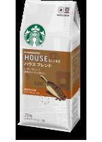 スターバックスレギュラーコーヒー(豆) ハウスブレンド