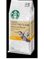 スターバックスレギュラーコーヒー(豆) ライトノートブレンド