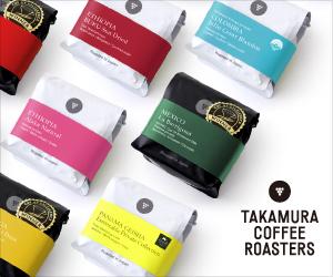 タカムラコーヒーロースターズ
