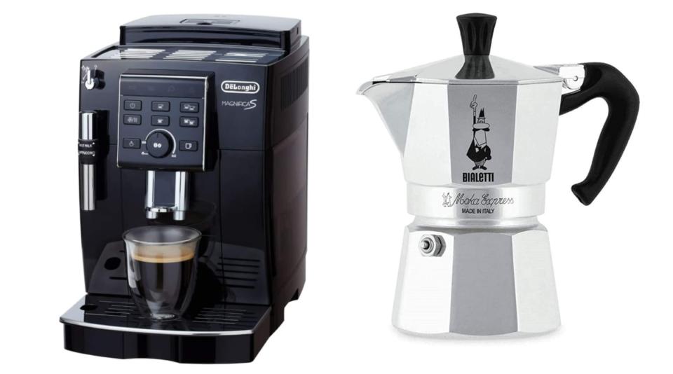 お手入れ/簡単/コーヒーメーカー/エスプレッソ式