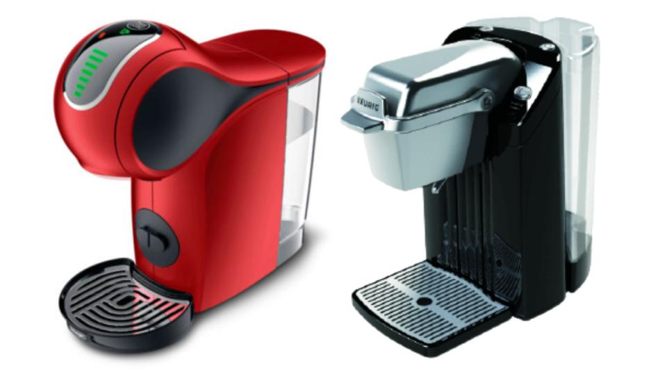 お手入れ/簡単/コーヒーメーカー/カプセル式