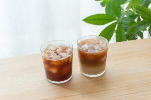 フレシャスでアイスコーヒーが飲みたい!アイスコーヒーの作り方とポイントを解説