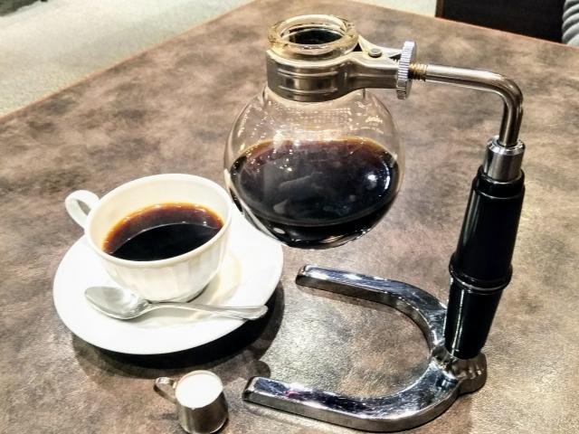サイフォン/コーヒー/サイフォンの参考画像